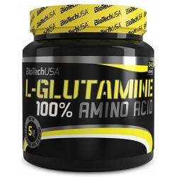 100% L-Glutamine, 240 g, Biotech