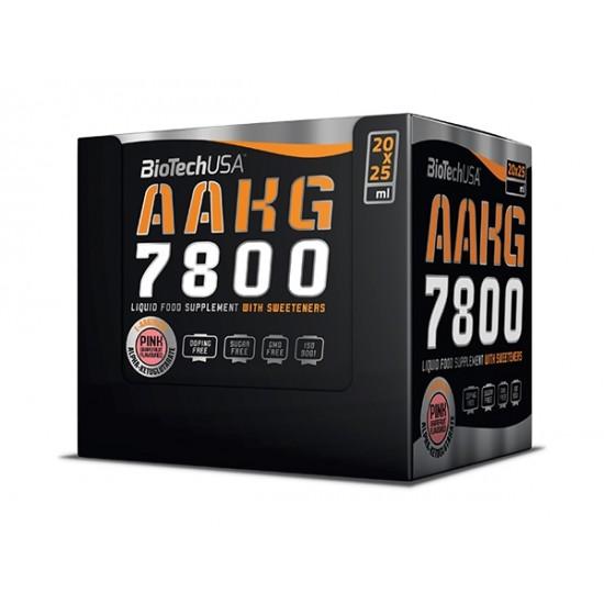 AAKG 7800, 20 fiole, Biotech