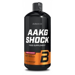 AAKG Shock, 1000 ml, Biotech