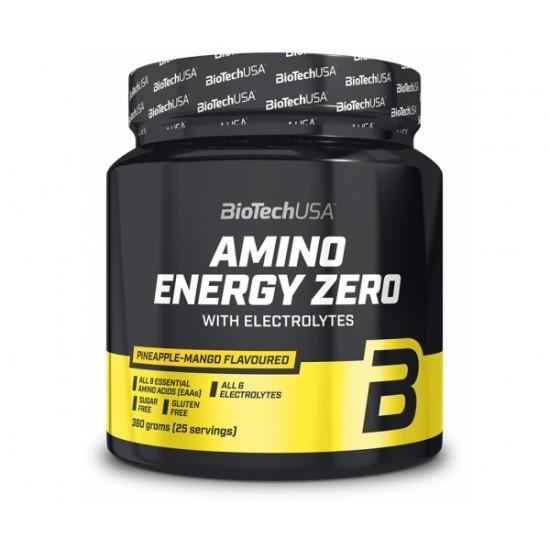 Amino Energy Zero with Electrolytes, 360 g, Biotech