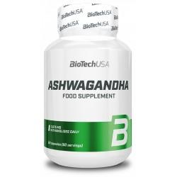 ASHWAGANDHA, 60 cps, Biotech