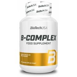 B-Complex, 60 tablete, Biotech