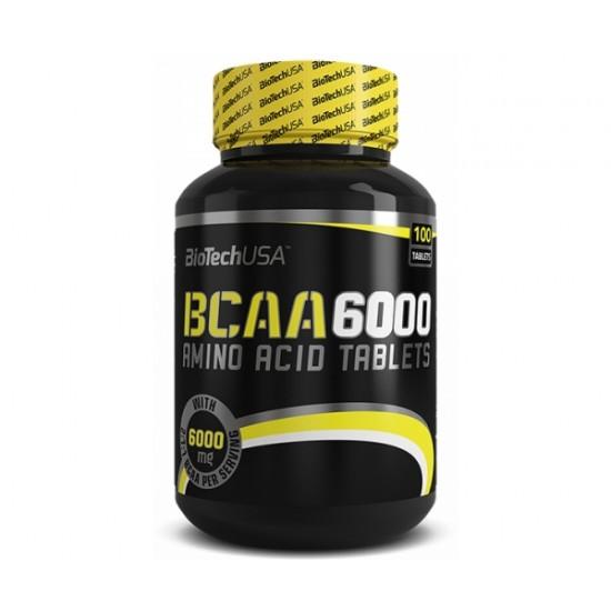 BCAA 6000, 100 TB