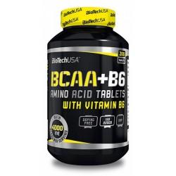 BCAA+B6, 200 tablete, Biotech