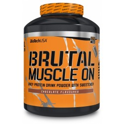Brutal Muscle On, 2270 g, Biotech