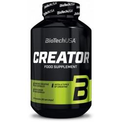 Creatine pH-X, 90 capsule, Biotech