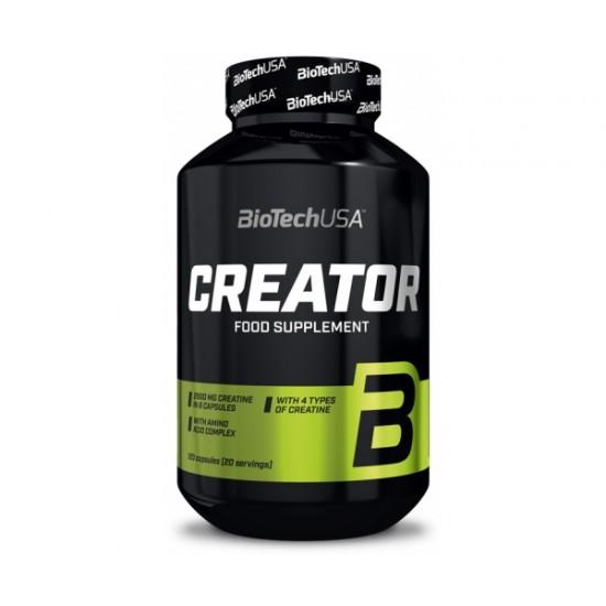 Creatine pH-X, 90 caps, Biotech