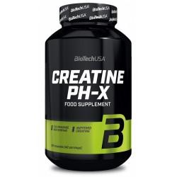 Creatine pH-X, 210 capsule, Biotech