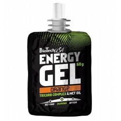 Energy Gel, 15 plicuri , Biotech
