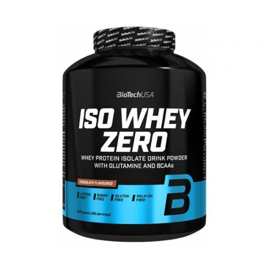 Iso Whey Zero, 2270 g, Biotech