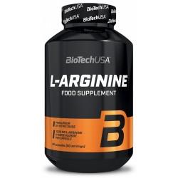 L-Arginine, 90 capsule, Biotech