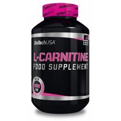 L-Carnitine 1000 mg, 60 tablete