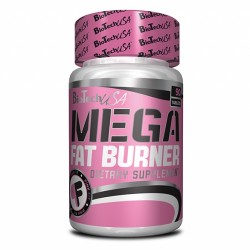 Mega Fat Burner, 90 capsule, Biotech