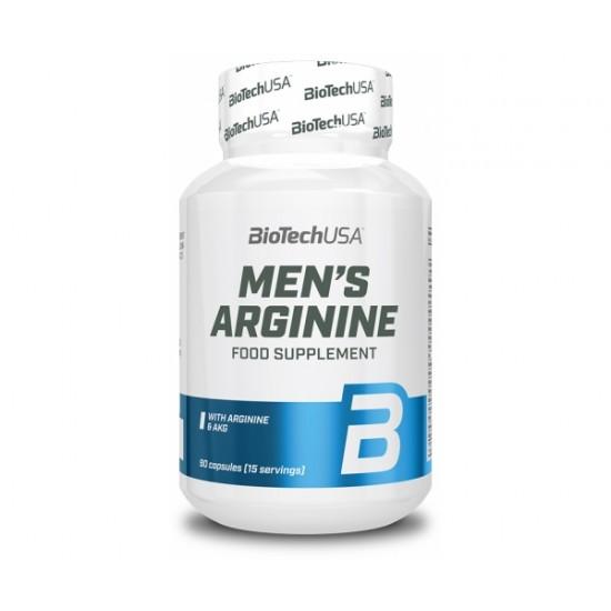 Men's Arginine, 90 capsule, Biotech