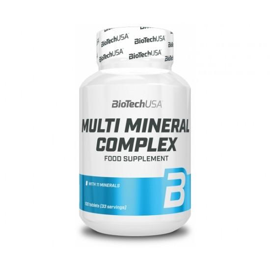 Multi Mineral Complex, 100 tablete