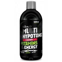 Multi Hypotonic Drink, 1000 ml, Biotech