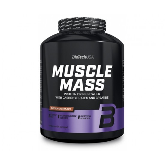 Muscle Mass, 2270 g, Biotech