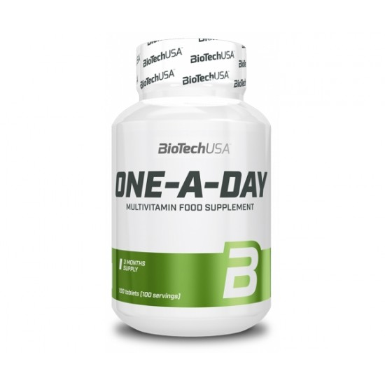One-A-Day, 100 tablete, Biotech