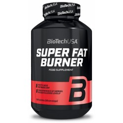 Super Fat Burner, 120 tablete