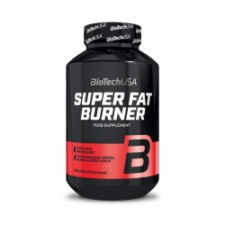 Super Fat Burner, 120 tablete