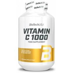 Vitamin C 1000 Bioflavonoids, 100 tablete, Biotech