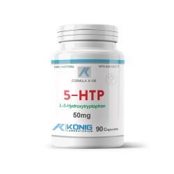 5-HTP 50 mg, 90 caps, Konig Nutrition Laboratoriums