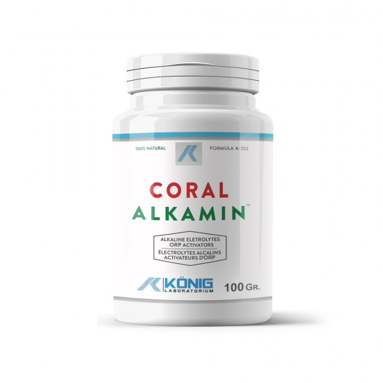 Coral Alkamin, 100 gr, Konig Laboratoriums