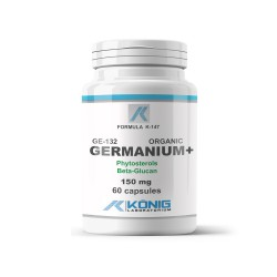 Germaniu organic GE-132, 60 Caps, Konig Nutrition Laboratoriums