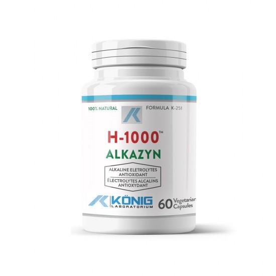 H-1000TM  Alkazyn, 60 caps, Konig Nutrition Laboratoriums