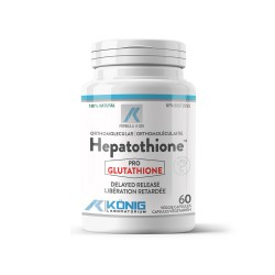 Hepatothione, 60 caps, Konig Nutrition Laboratoriums