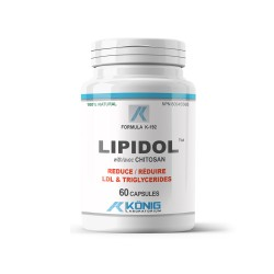 Lipidol, 60 caps, Konig Nutrition Laboratoriums