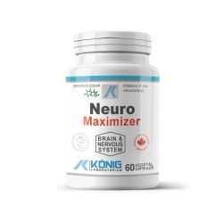 Neuro Maximizer, 60 caps, Konig Nutrition Laboratoriiums