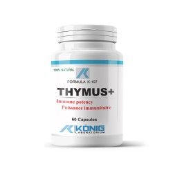 Thymus+, 60 caps, Konig Nutrition Laboratoriums