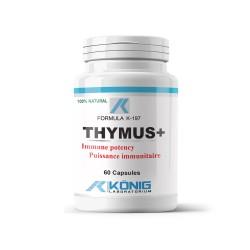 Thymus+, 60 caps, Konig Nutrition Laboratoriums