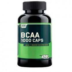 BCAA 1000, 200 caps, Optimum Nutrition