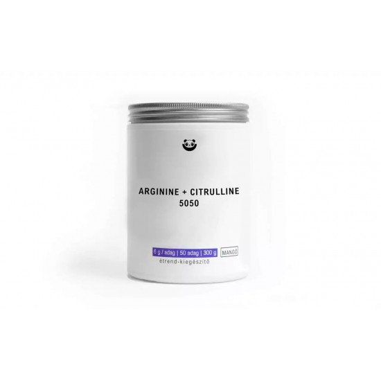 Arginine + Citrulline 5050, 300 g, Panda Nutrition