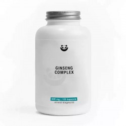 Ginseng Complex, 100 caps, Panda Nutrition