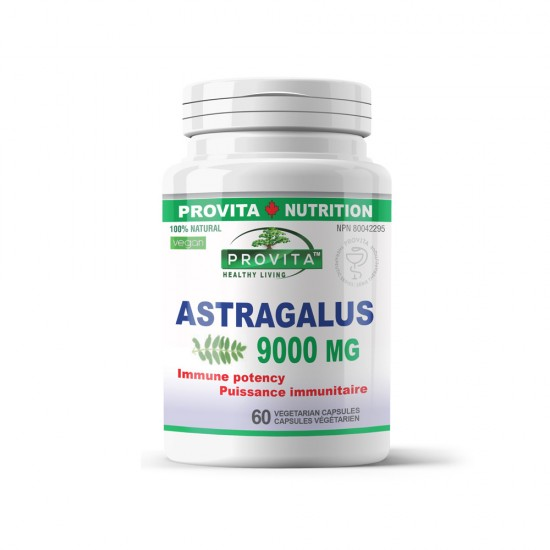 Astragalus 9000 Forte, 60 caps, PROVITA-NUTRITION