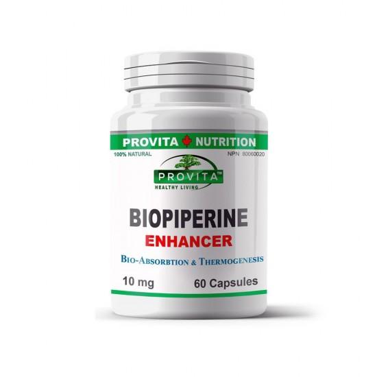 Bioperina (biopiperina) – 10 mg, 60 caps, PROVITA-NUTRITION