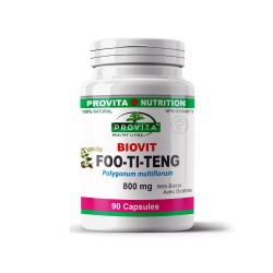 Biovit Foo-Ti-Teng 4:1 - 800 mg, 90 caps, PROVITA NUTRITION
