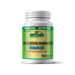 Digestive enzymes complex, 90 caps, PROVITA-NUTRITION