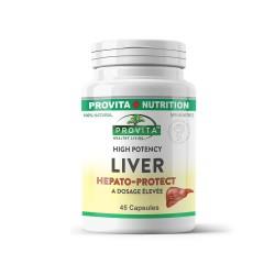 Liver forte, 45 capsule, PROVITA-NUTRITION