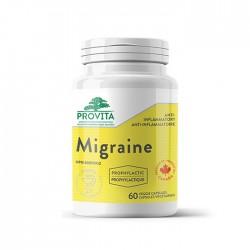 Migraine, 60 caps, PROVITA NUTRITION