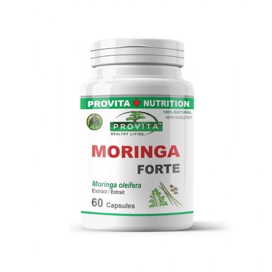 Moringa forte – 3000 mg, 60 caps, PROVITA NUTRITION