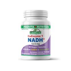 NADH+ 12,5 mg, 30 caps, PROVITA-NUTRITION