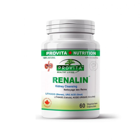 Renalin, 60 caps, PROVITA-NUTRITION