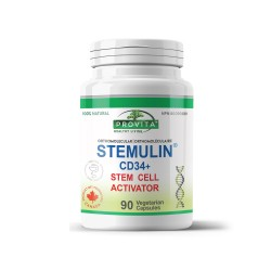 Stemulin CD34+ (generatia a II-a), 90 caps, PROVITA-NUTRITION