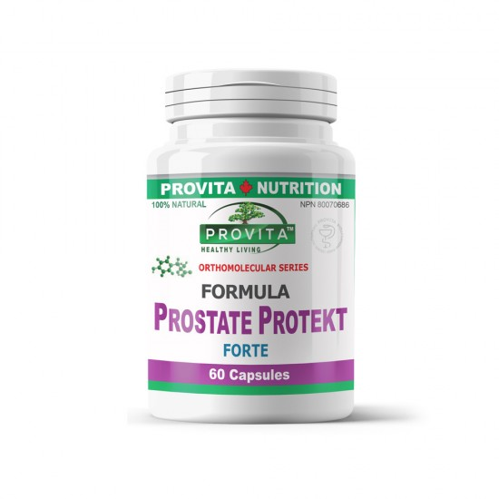 Prostate Protekt forte, 60 caps, PROVITA-NUTRITION