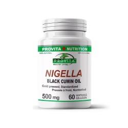 Nigella 500 mg, 60 caps, PROVITA-NUTRITION