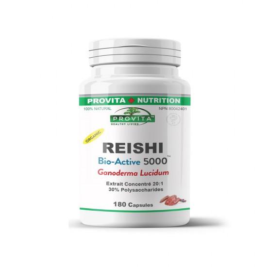 Reishi 5000 Ganoderma, 180 caps, PROVITA-NUTRITION